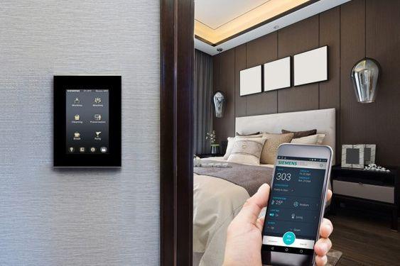 هتل های هوشمند
