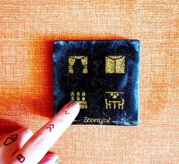 کلید لمسی ایرانی زاگرس