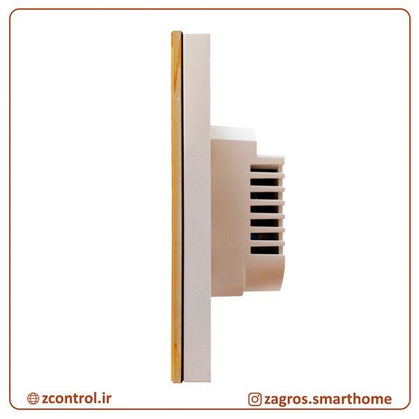کلید لمسی چوبی